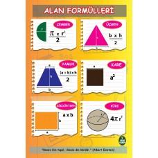 Alan Formülleri Formüller