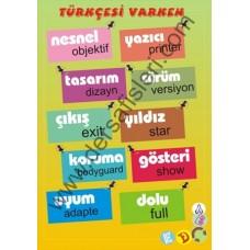 T-105 Türkçesi Varken